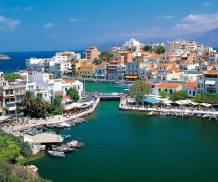 Агиос-Николаос. Греция – это рай!